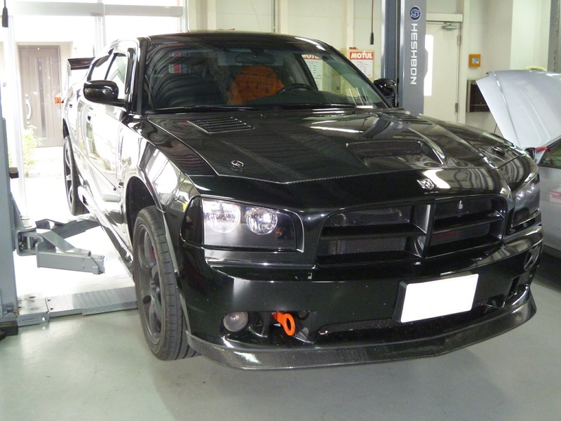CHARGER-SRT8_NO.1