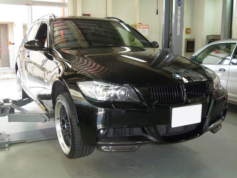 BMW-E91_NO.1