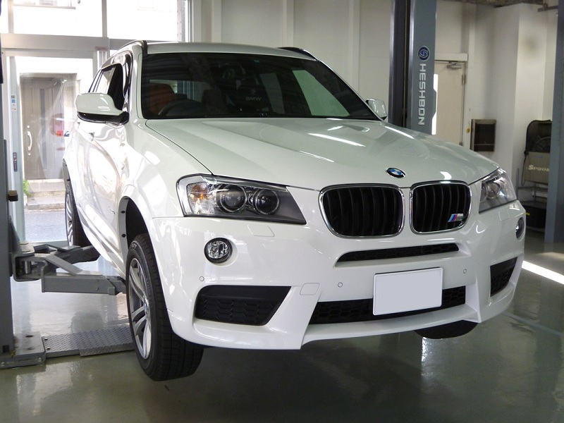 BMWX3F25_NO.1