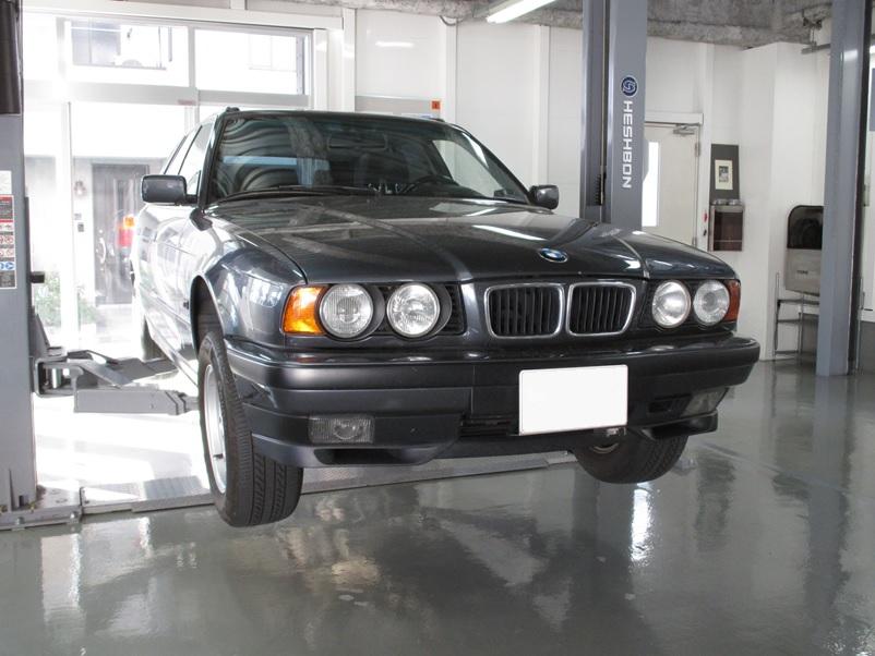 140127 BMW E34 540i